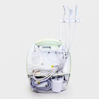 訪問歯科診療用のポータブルユニット