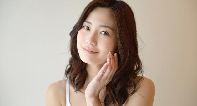 顎関節症イメージ女性